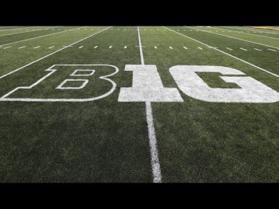 Big Ten football returns this weekend