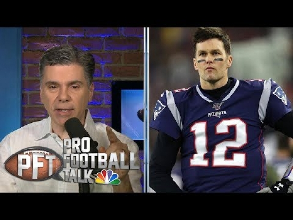 Patriots, Titans, Colts are potential landing spots for Tom Brady | Pro Football Talk | NBC Sports
