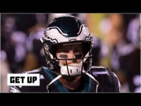 Is Carson Wentz too inconsistent to lead the Eagles to the NFC East title? | Get Up